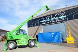 Sky Hook Mk III | TLC Skyhook | Lifting Company in Perth Western Australia