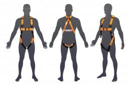H101 LINQ Basic Full Body Harness 1